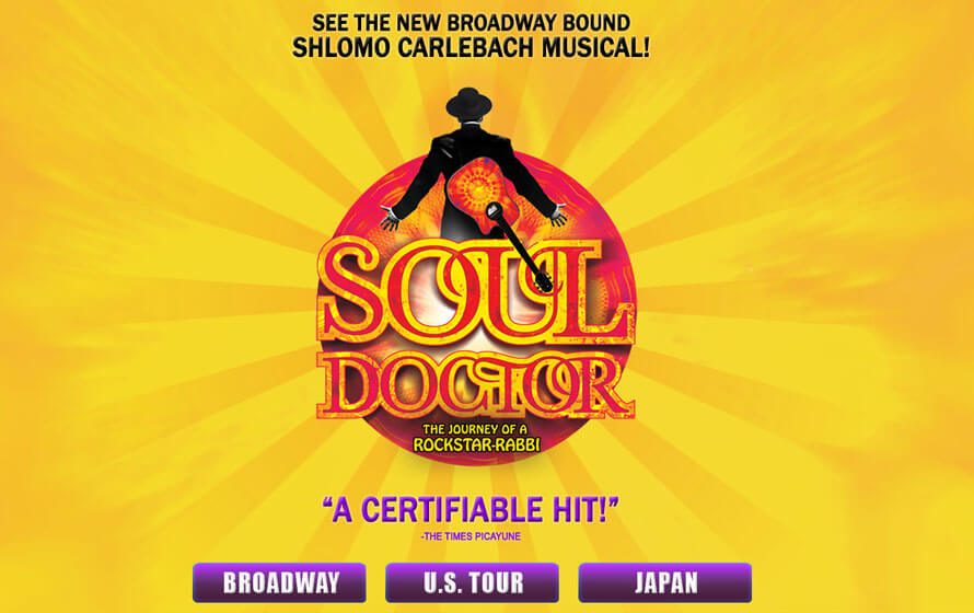 Soul Doctor Musical