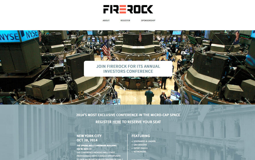 The Firerock Conference